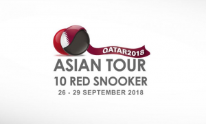 Red Snooker Championship 2018