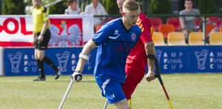 One Legged Footballers