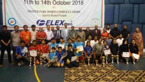 National Junior Badminton Championship