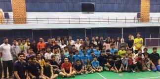 National Junior Badminton Championships