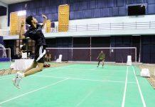 Junior Badminton Championship