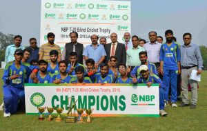 Pakistan T20 Blind Cricket Trophy