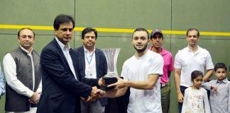 International Men's Squash Championship