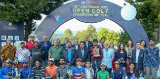 JCSC Open Golf Championship