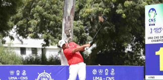 Asian Tour Open Golf Championship