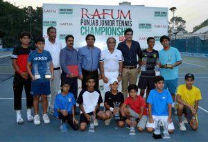 Punjab Junior Tennis Championship