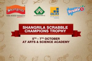 Shangrila Scrabble Champions Trophy