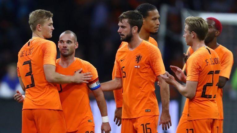 Netherlands Uefa Nations League Allsportspk