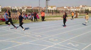 Inter-Tehsil Girls Athletics