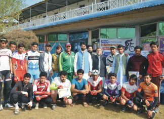 Inter-Club Cycling Championship
