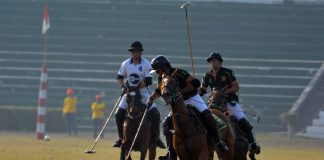 Lahore Garrison Polo C'ship 2018
