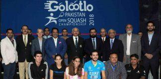 Pakistan Open Squash Championship