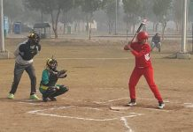 Khawar Shah National Women Baseball C'ship