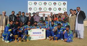 Blind Cricket Trophy 2018