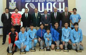 National Junior Squash Championship