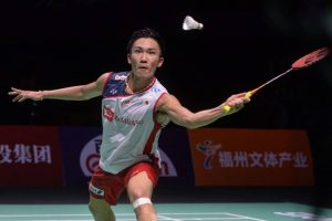 Badminton Rankings