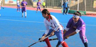 National Women Hockey Championships