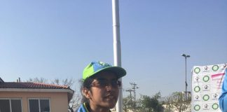 Blind Cricket Captain