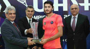 National Junior Squash Championship