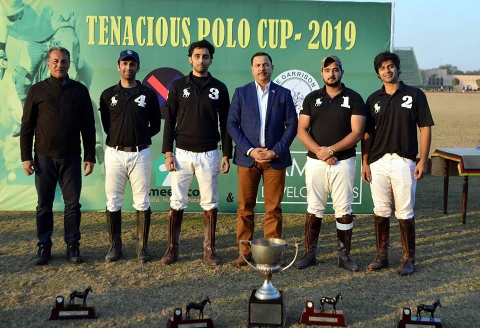 Tenacious Polo Cup 2019