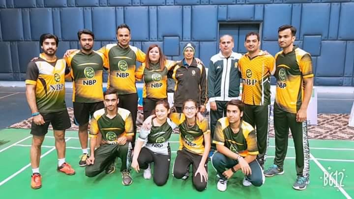 National Badminton Championships 2019