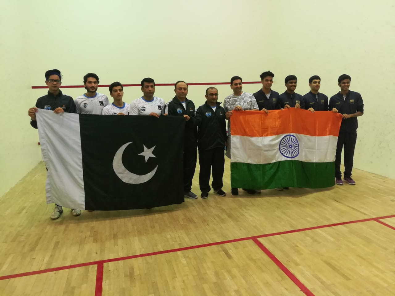 19th Asian Junior Squash