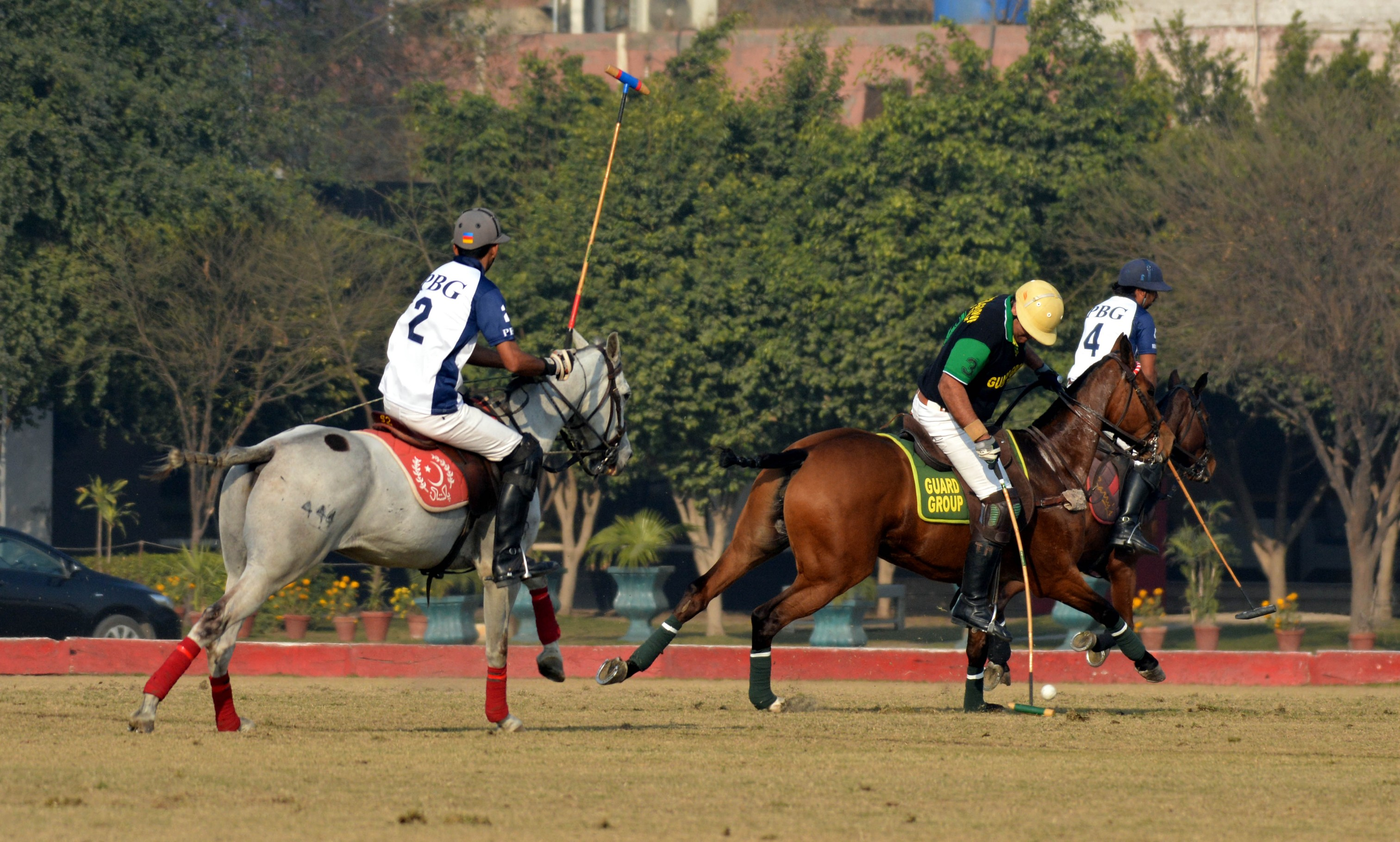 Battle Axe Polo Cup 2019