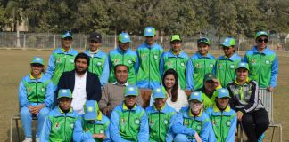 Pakistan Women Blind Cricket