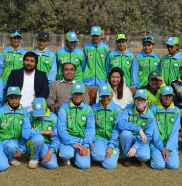 Pakistan Women Blind Cricket