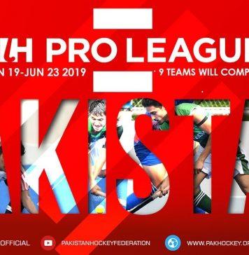 FIH Pro League 2019