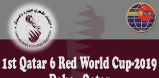 Qatar 6 Red World Cup 2019