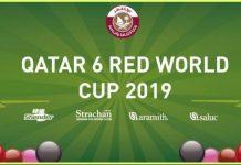 1st Qatar 6 Red World Snooker 2019