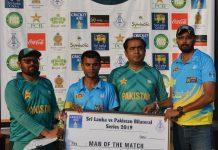 Pakistan vs Sri Lanka Blind Cricket Series