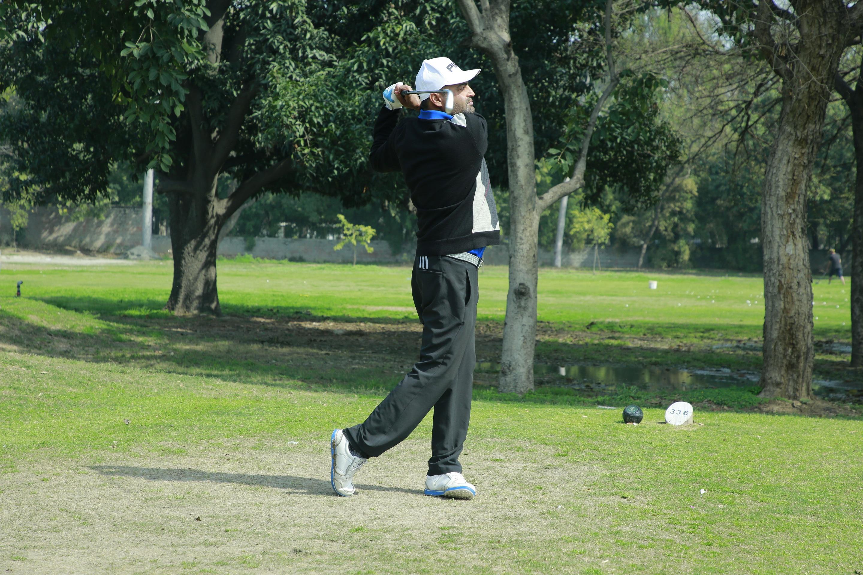 6th J. A. Zaman Open Golf '19
