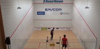Squash Open 2019