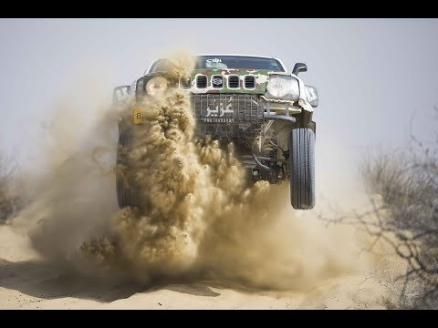 Cholistan Desert Rally 2019