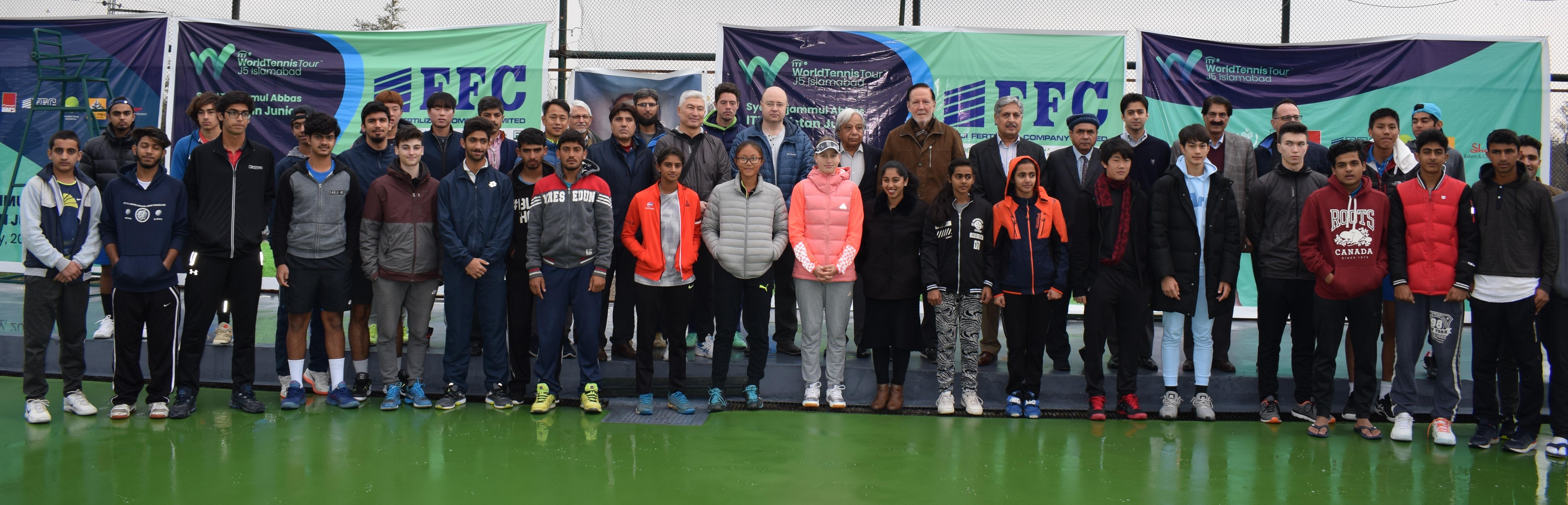 Tennis C'ship 2019