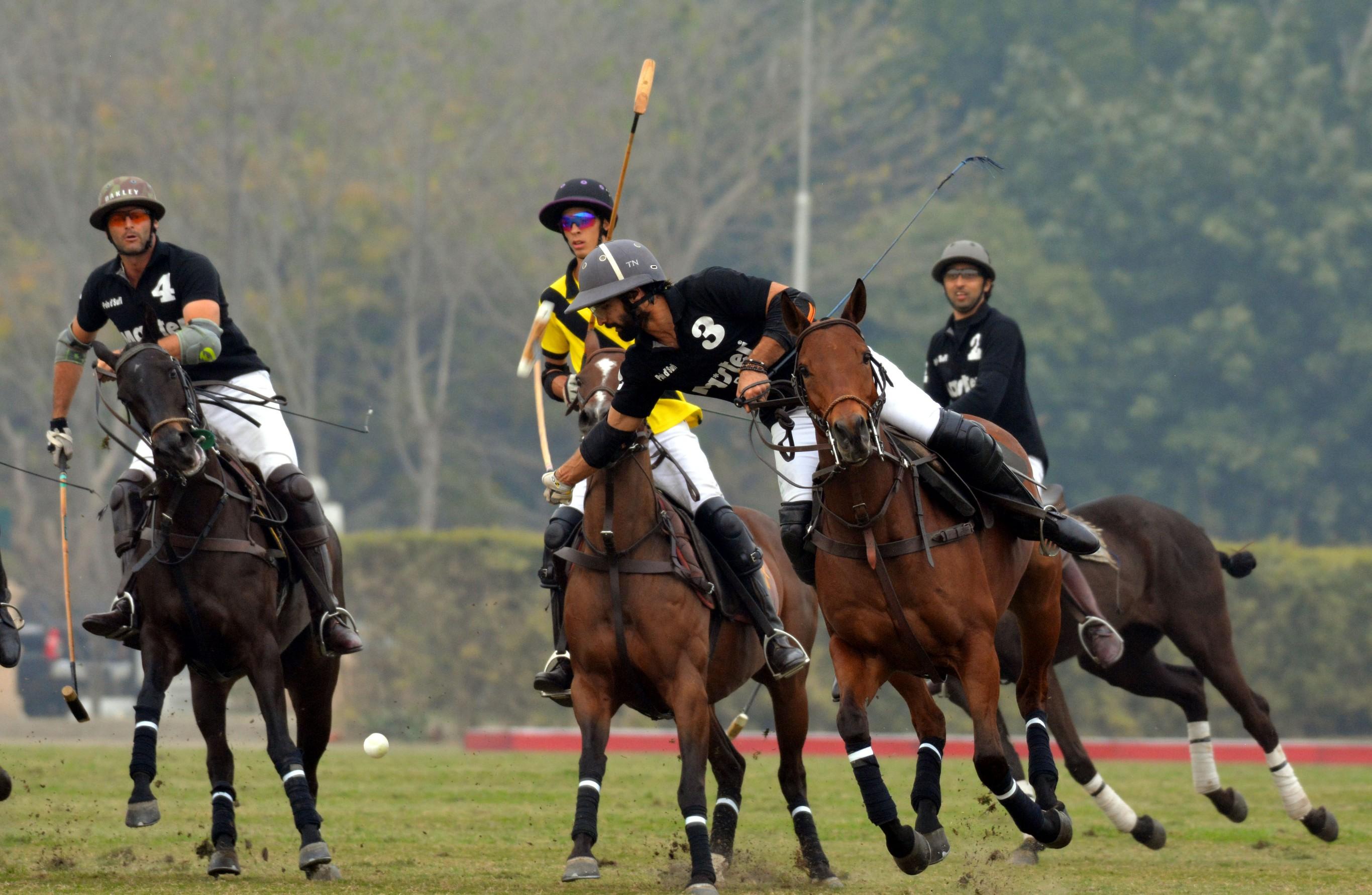 Hamdan Aibak Polo Cup 2019