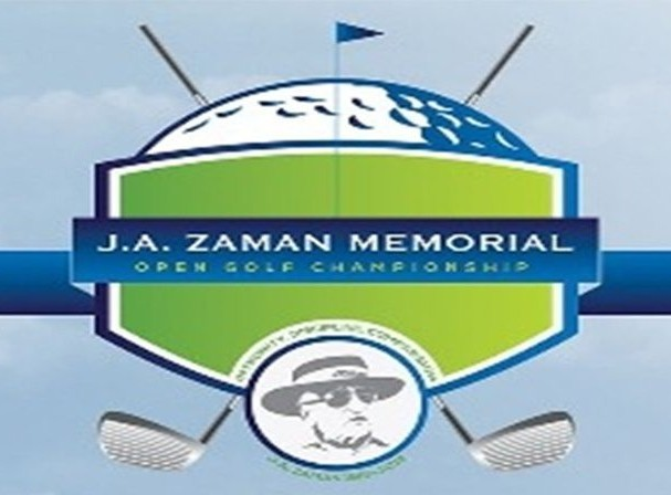 6th J.A.Zaman Open Golf