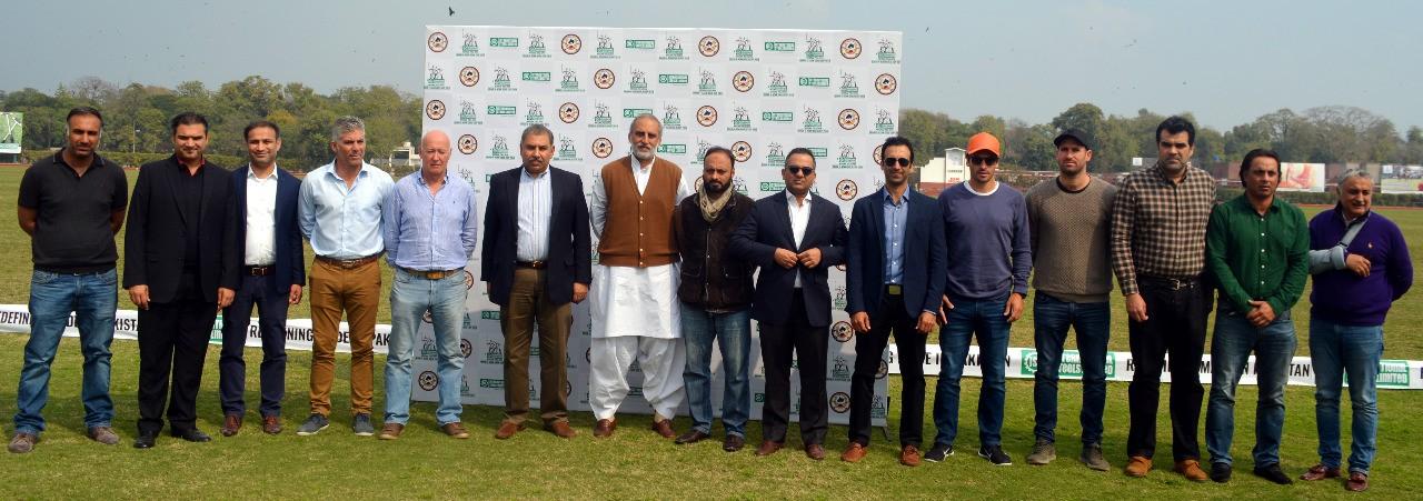 Quaid-e-Azam Gold Cup '19: