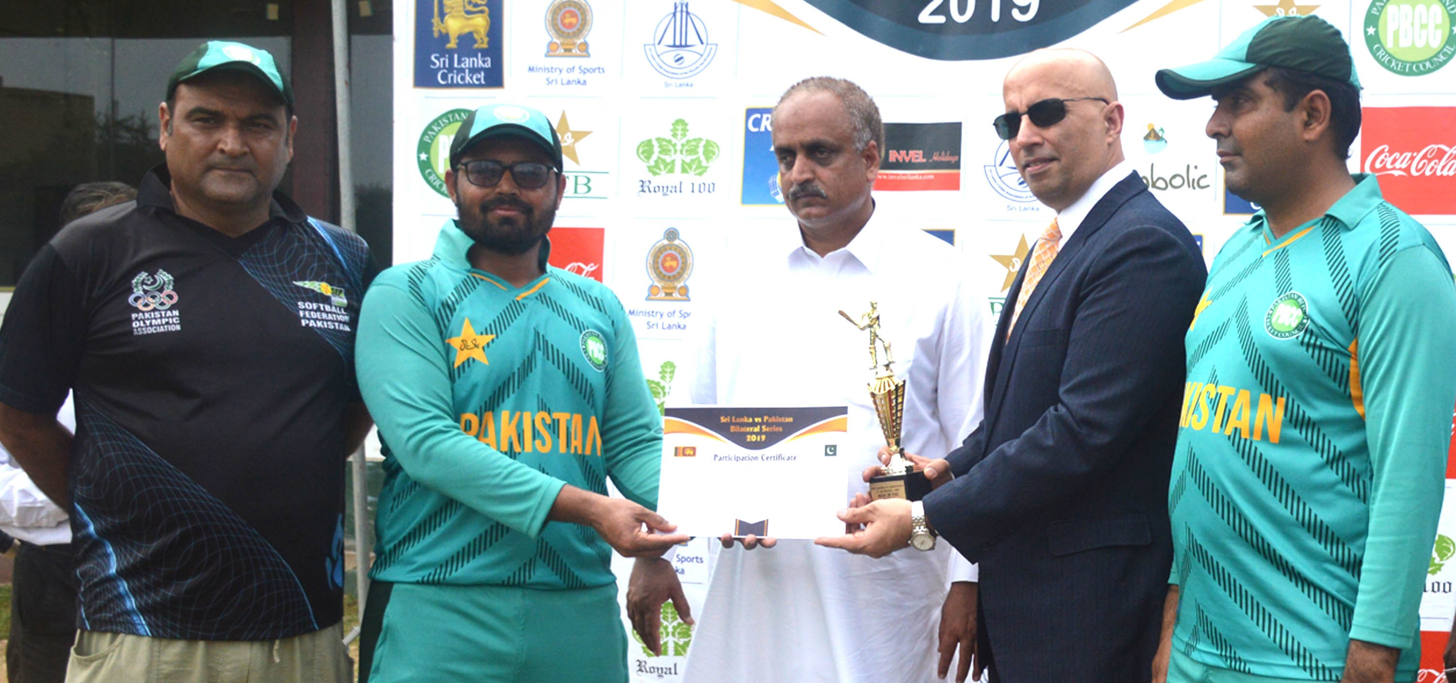 Pakistan vs Sri Lanka Blind Cricket Series