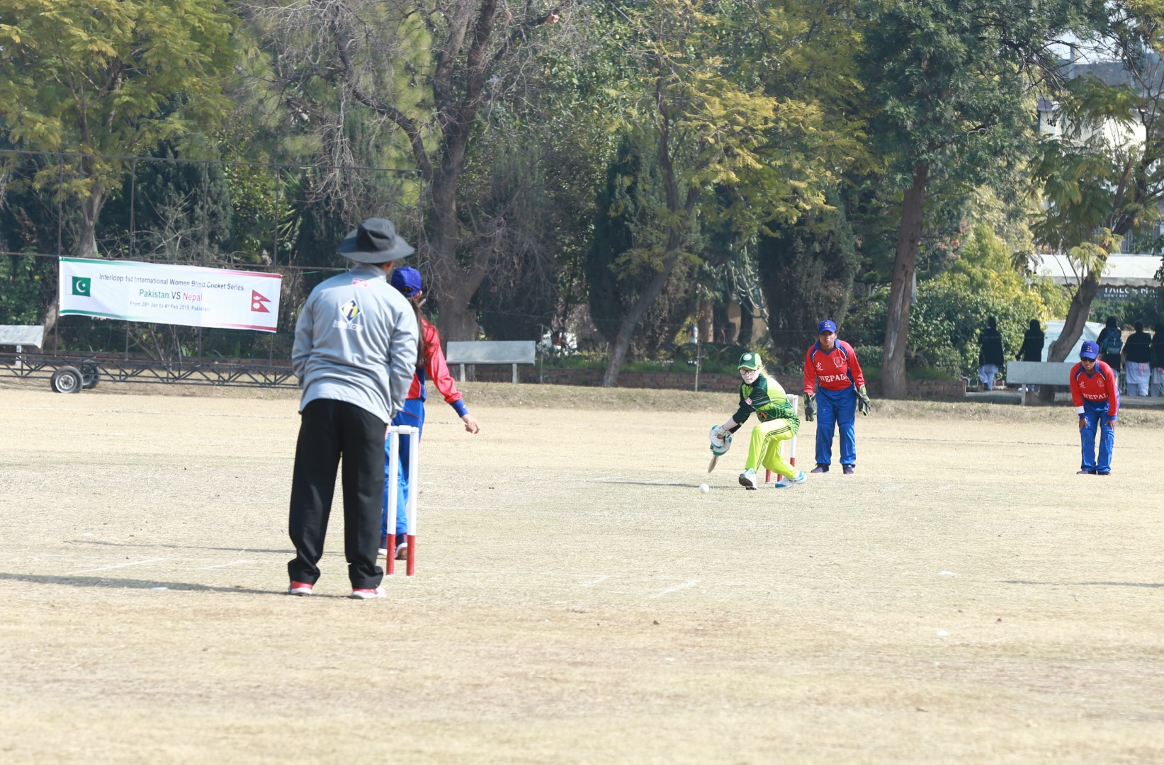 Women Blind Cricket