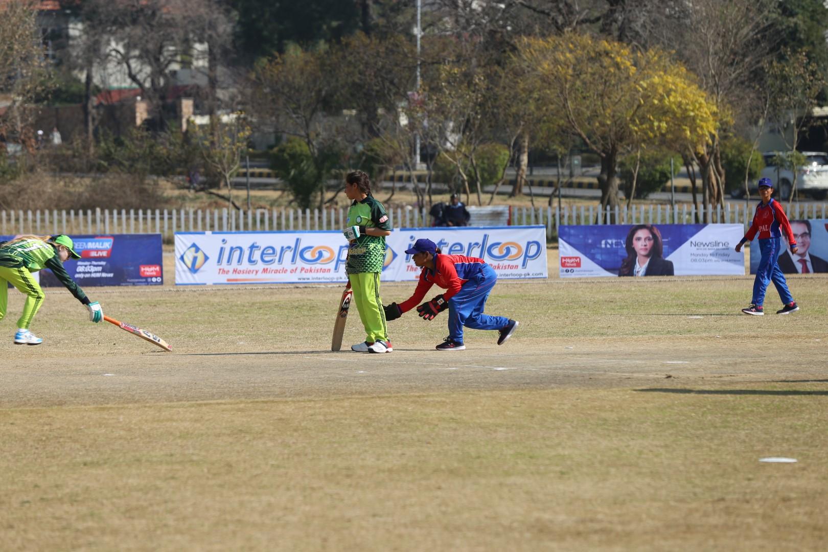 Women Blind Cricket