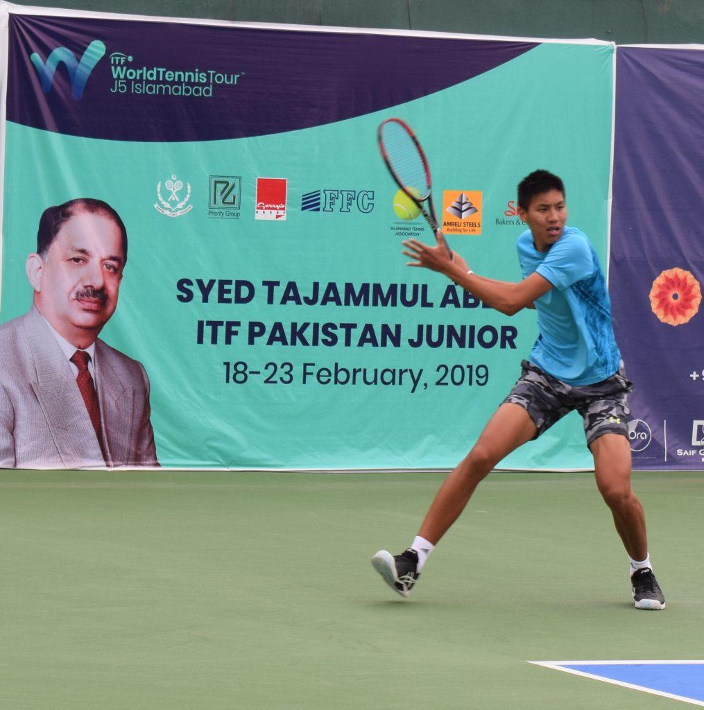 ITF Pakistan World Jr. Ranking Tennis C'ship 2019: Major