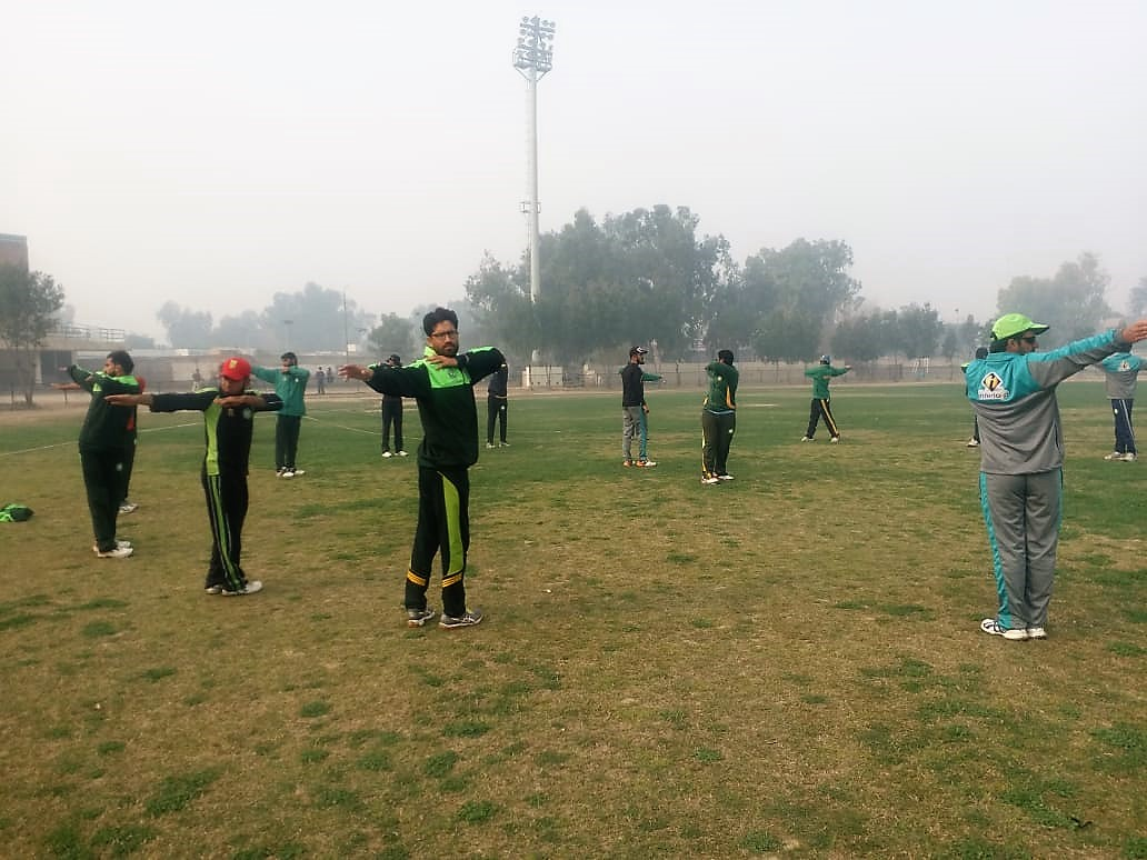 Pakistan Blind Cricket