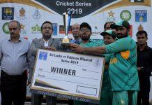 Pakistan vs Sri Lanka