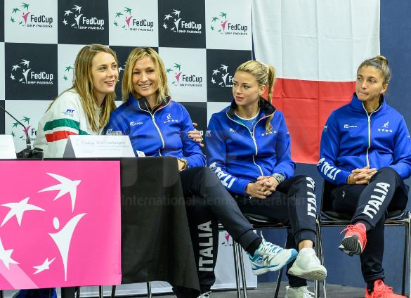 Fed Cup '19