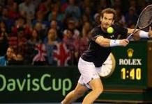 Official Timekeeper of Davis Cup