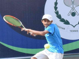 ITF Pakistan World Jr. Ranking Tennis C'ship 2019