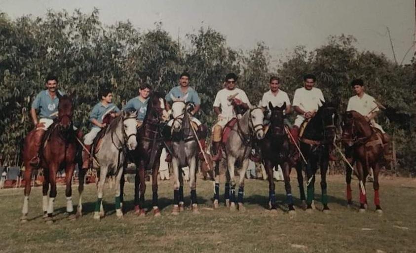Ali Hyder Polo Cup '19